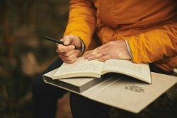 ecrire un journal